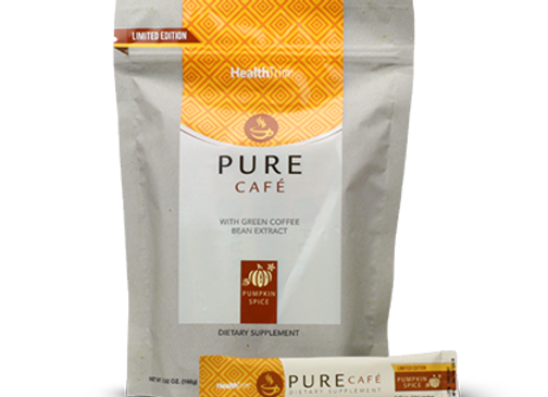 PURE Cafe - Pumpkin Spice Limited Edition