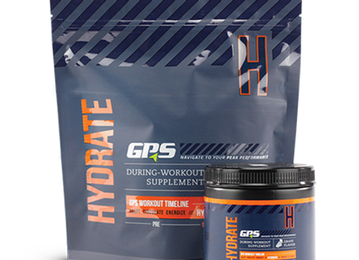 GPS Hydrate
