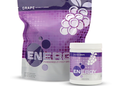 ENERGY - Grape