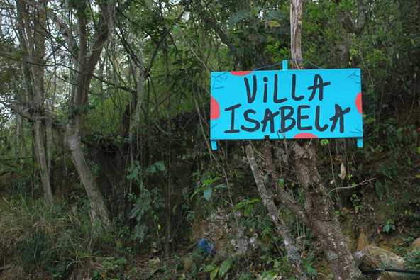 At Villa Isabela