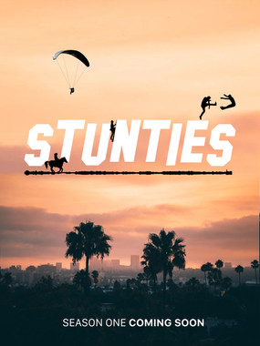 IN DEVELOPMENT  Inspired by stories from real Hollywood stunties, a diverse multi-generational boutique team of wildly different, complex (and crazy) elite stunt men and women take on Hollywood and each other, living bigger-than-lives in the city of dreams.