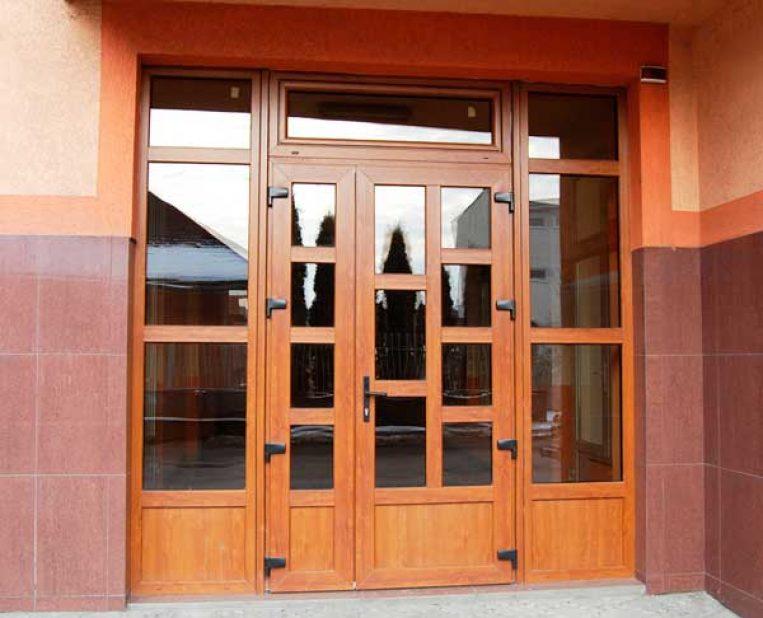 металлопластиковые двери в пмр