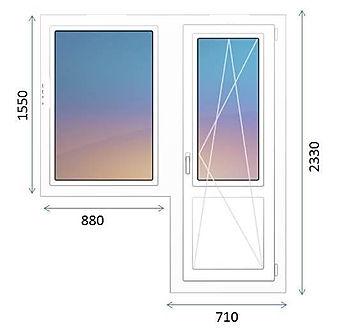окна тирасполь