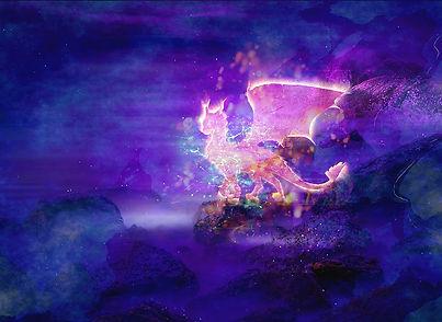 Le Dragon de Cristal