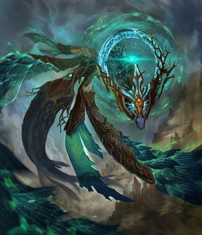Le mot dragonnier : mon positionnement