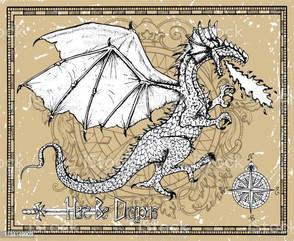 Le soin de la boussole - soin collectif avec les Dragons du 17 mars 2021