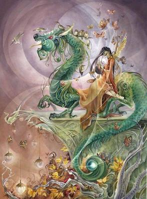 Le soin Subtil et Sens - soin collectif avec les Dragons du 17 mai 2021