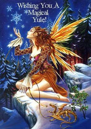 MESSAGE DES DRAGONS pour ce solstice d'hiver 2017, aussi dit fête celtique de Yule