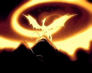 Nettoyage des énergies avec les Dragons de la Lumière Arc En Ciel