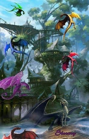 Nettoyage de lieu avec les Dragons