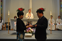 Marriage vow renewal