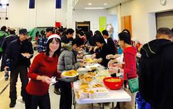 Chinese School Christmas Celebration