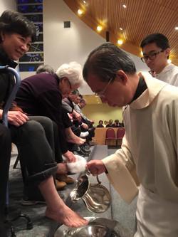 Easter & Baptism 2015