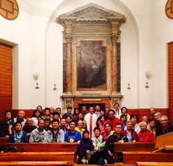 Europe Pilgrimage 2015