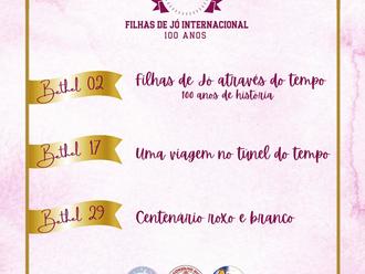 Centenário das FDJ na Bahia