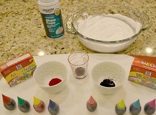 How-to-dye-eggs-with-shaving-cream-Shavi