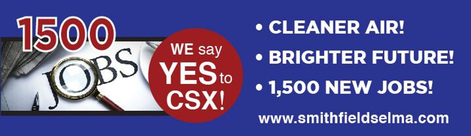 Say Yes to CSX Platform Campaign