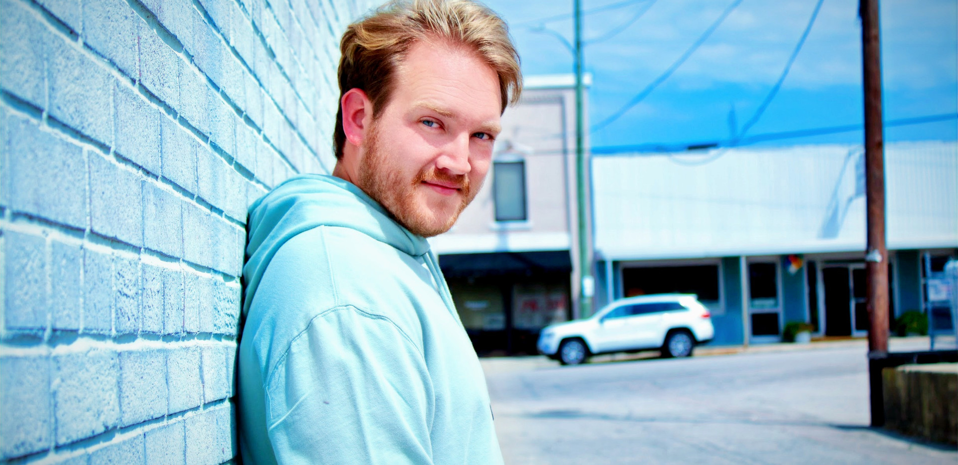 Andrew Kurtz Singer/Songwriter promo pho