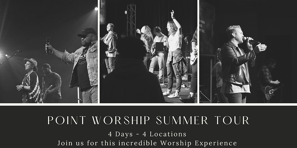 Point Worship Summer Tour