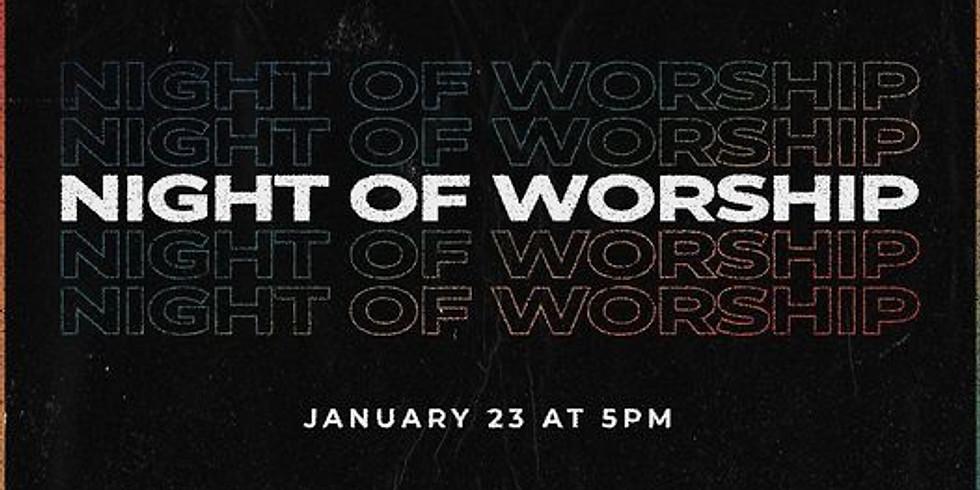 C3 Night of Worship Concert