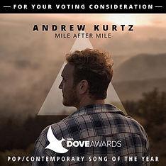 Andrew Kurtz Contemporary Pop sonf of th