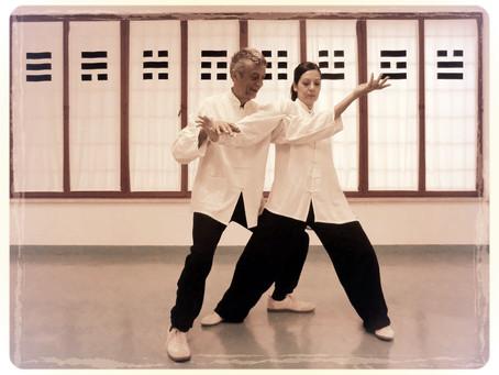 Taiji Quan: perché chiamarlo arte marziale.
