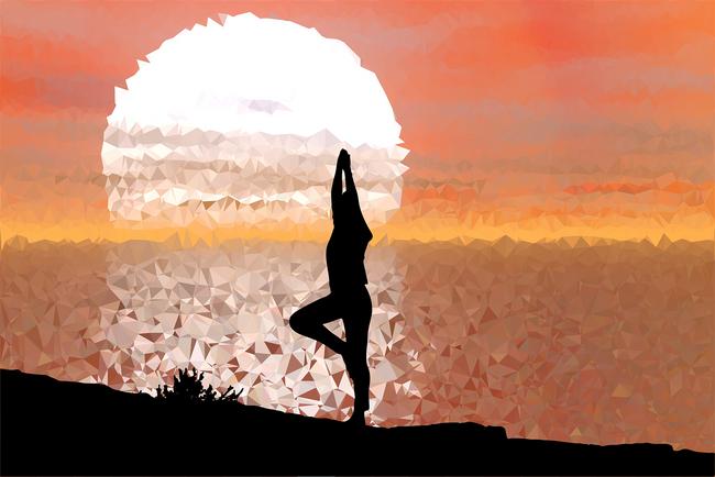 Lo yoga in occidente