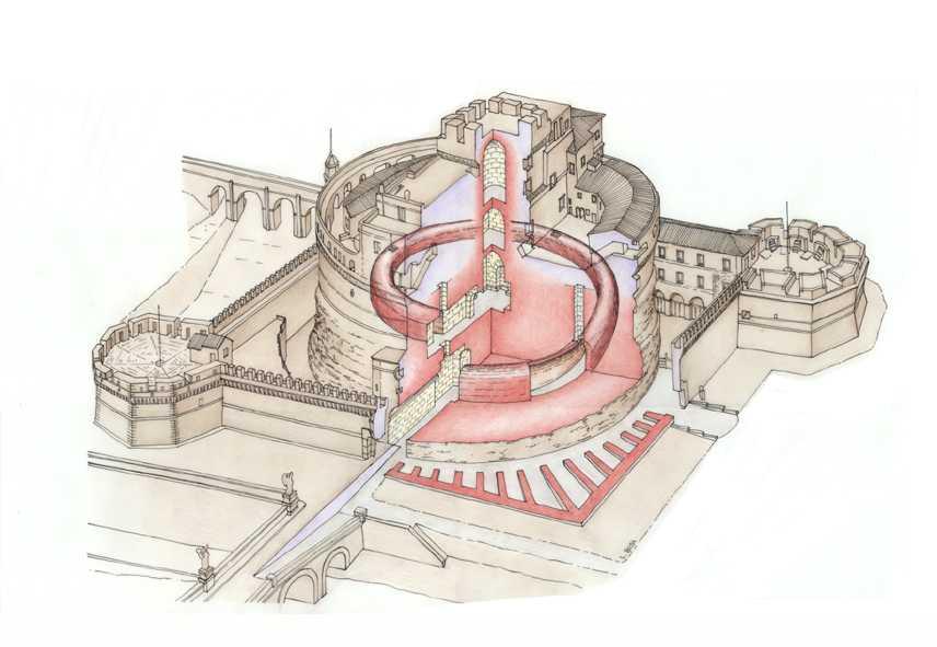 castello romano 1