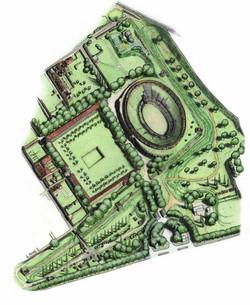 pompei anfiteatro