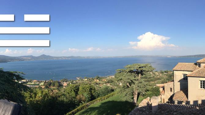 Il Feng Shui del lago