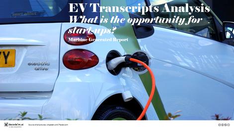 EV Transcripts Analysis