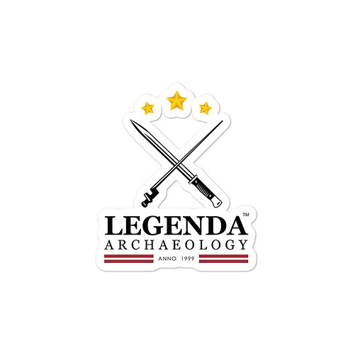 Legenda Supporter Sticker
