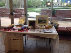 Display Table at Cumberland County