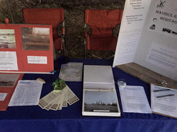 East Point display table