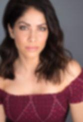 Headshot Actress, Valery Ortiz, Hit The Floor
