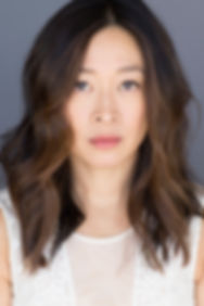 Camille Chen, Actress Headshot