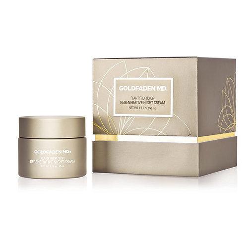 PLANT PROFUSION - Regenerative Night Cream
