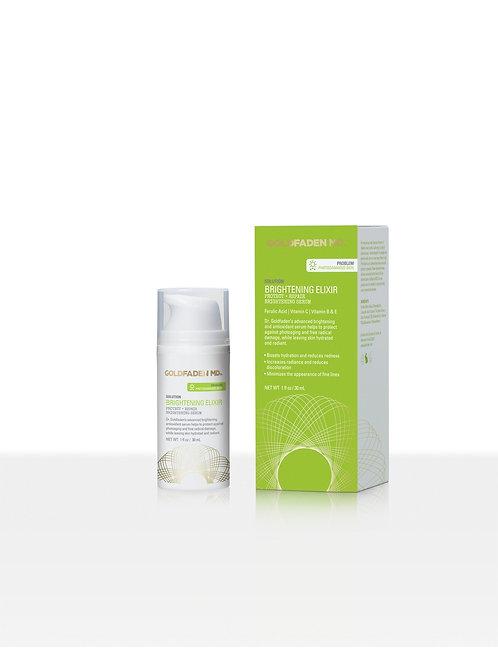 BRIGHTENING ELIXIR -Protect + Repair Brightening Serum