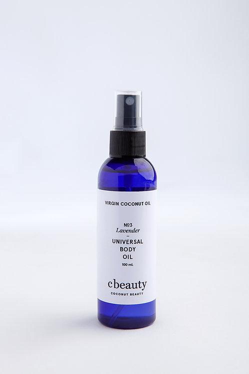 UNIVERSAL BEAUTY OIL No. 3 Lavender