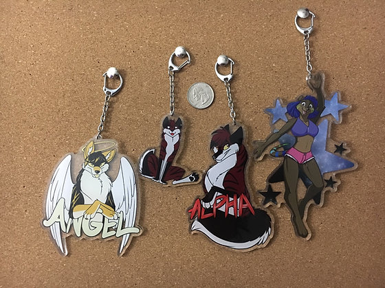 Aukate Charms