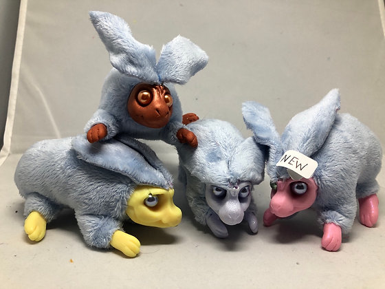 Dusty Blue Chirrs