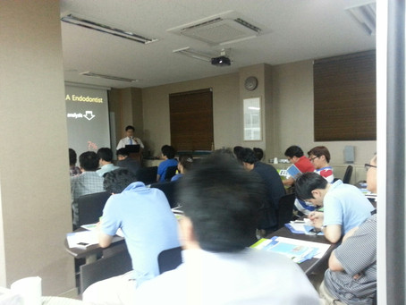 Seminar in Asan, South Korea