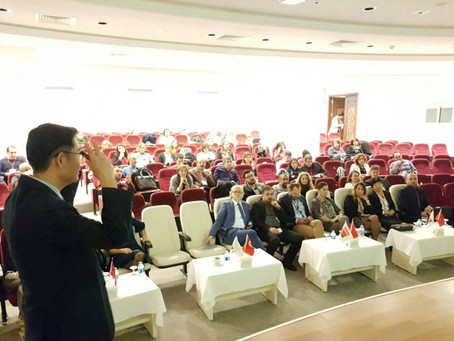 Turkey Lecture & Hands-on December 01-04, 2016
