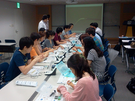 Seoul National University Dental College Hospital Lecture & Hands on