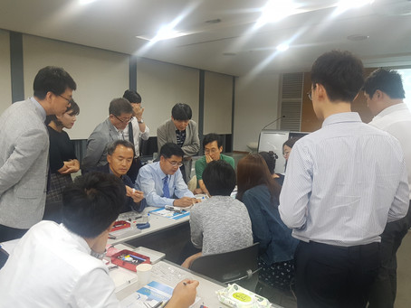 Seoul Lecture & Hands on Sep 27, 2017