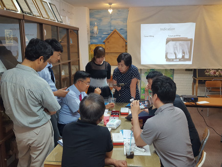 Pohang Lecture and Hands on July 17, 2016