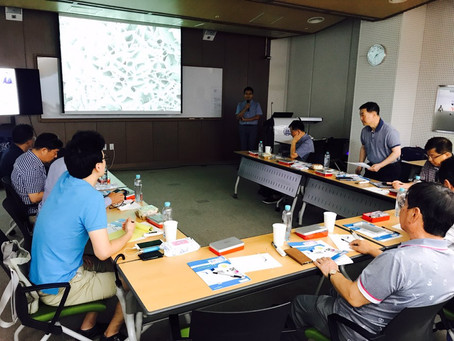 Gwanak Lecture & Hands on July 14, 2017