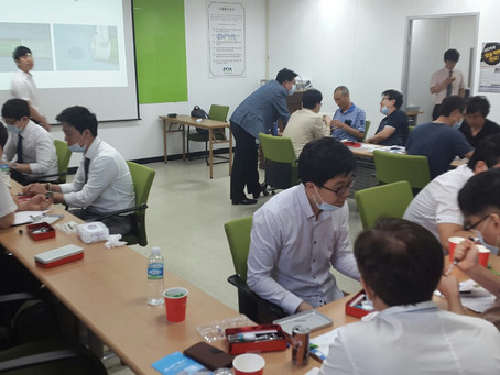 Paju Lecture and Hands-on