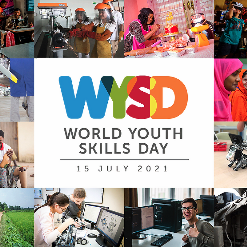World Youth Skills Day: Reimagining Youth Skills Post Pandemic