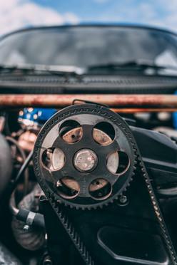 Custom built engine